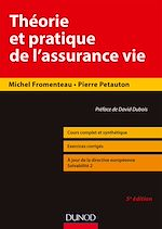Télécharger le livre :  Théorie et pratique de l'assurance-vie - 5e éd