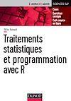 Téléchargez le livre numérique:  Traitements statistiques et programmation avec R