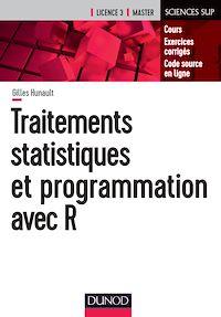 Télécharger le livre : Traitements statistiques et programmation avec R