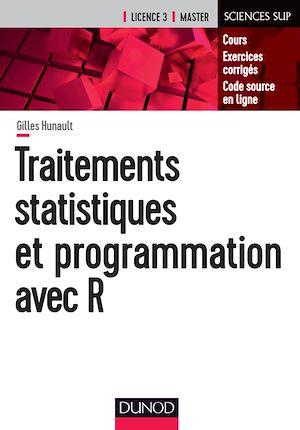 Téléchargez le livre :  Traitements statistiques et programmation avec R