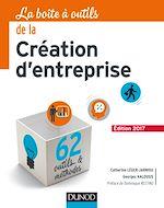 Télécharger le livre :  La Boîte à outils de la Création d'entreprise - 5e éd.