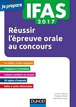 Télécharger le livre :  IFAS 2017 Réussir l'épreuve orale au concours
