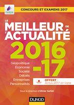 Télécharger le livre :  Le meilleur de l'actualité 2016-17