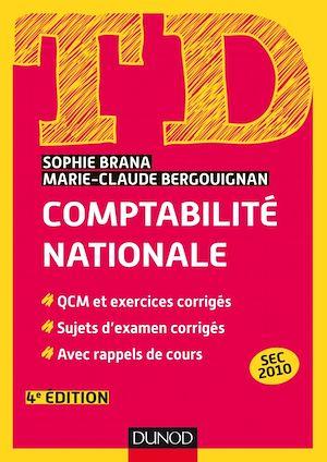 Téléchargez le livre :  TD - Comptabilité nationale - 4e éd.