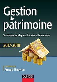 Télécharger le livre : Gestion de patrimoine - 2017-2018 - 8e éd.