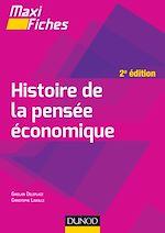 Télécharger le livre :  Maxi fiches - Histoire de la pensée économique - 2e éd.