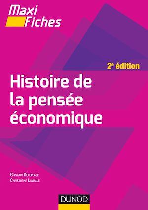 Téléchargez le livre :  Maxi fiches - Histoire de la pensée économique - 2e éd.