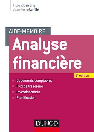 Téléchargez le livre :  Aide-mémoire - Analyse financière - 5e éd.