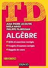 Téléchargez le livre numérique:  TD - Algèbre - 5e éd.