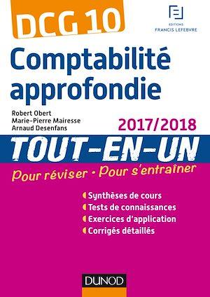 Téléchargez le livre :  DCG 10 - Comptabilité approfondie - 6e éd.