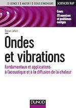 Télécharger le livre :  Ondes et vibrations