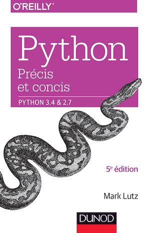 Téléchargez le livre :  Python précis et concis