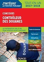 Télécharger le livre :  Concours Contrôleur des douanes 2017-2018