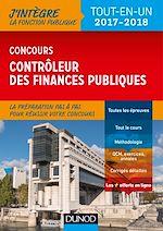 Télécharger le livre :  Concours Contrôleur des finances publiques