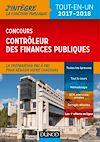 Téléchargez le livre numérique:  Concours Contrôleur des finances publiques