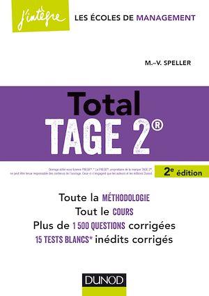 Téléchargez le livre :  Total TAGE 2® - 2e éd.