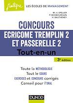 Télécharger le livre :  Concours Écricome Tremplin 2 et Passerelle 2 - 3e éd.