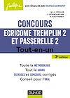 Téléchargez le livre numérique:  Concours Écricome Tremplin 2 et Passerelle 2 - 3e éd.