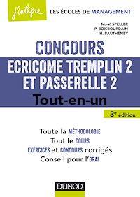 Concours Écricome Tremplin 2 et Passerelle 2 - 3e éd.