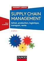 Télécharger le livre :  Supply chain management - 2e éd.