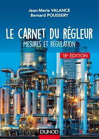 Le carnet du régleur - 18e éd.