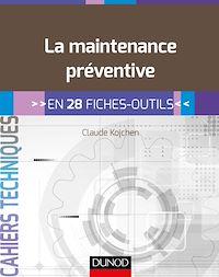 Télécharger le livre : La maintenance préventive