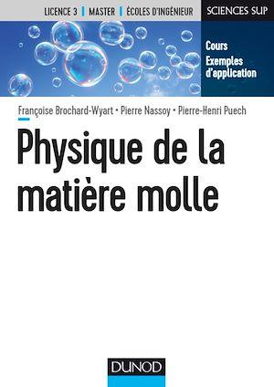 Téléchargez le livre :  Physique de la matière molle