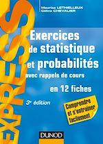 Télécharger le livre :  Exercices de statistique et probabilités - 3e éd.