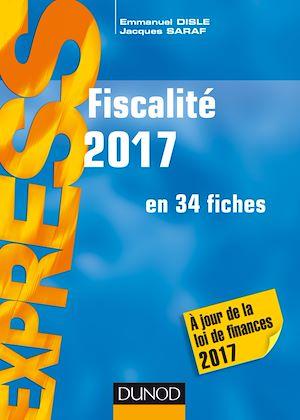 Téléchargez le livre :  Fiscalité 2017 - 22e éd.