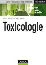 Télécharger le livre :  Toxicologie