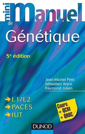 Téléchargez le livre :  Mini Manuel de Génétique - 5e éd.