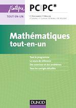 Télécharger le livre :  Mathématiques tout-en-un PC/PC*