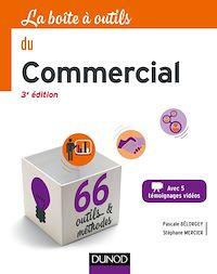 La Boîte à outils du Commercial - 3e éd.