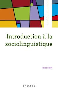 Télécharger le livre : Introduction à la sociolinguistique - 2e éd.