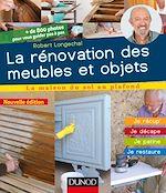 Télécharger le livre :  La rénovation des meubles et objets - 3e éd.