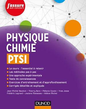 Téléchargez le livre :  Physique-Chimie PTSI