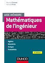 Télécharger cet ebook : Aide-mémoire - Mathématiques de l'ingénieur - 4e éd.