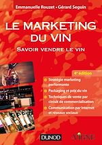 Télécharger le livre :  Le marketing du vin - 4e éd.