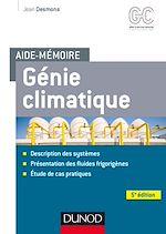 Télécharger le livre :  Aide-mémoire - Génie climatique - 5e éd.