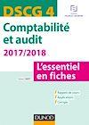 Téléchargez le livre numérique:  DSCG 4 -Comptabilité et audit 2017/2018 - 6e éd.