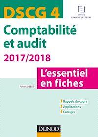 DSCG 4 -Comptabilité et audit 2017/2018 - 6e éd.