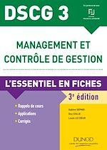 Télécharger le livre :  DSCG 3 Management et contrôle de gestion - 3e éd.