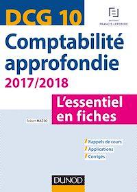 Télécharger le livre : DCG 10 - Comptabilité approfondie 2017/2018 - 7e éd.