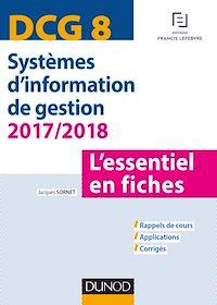 Télécharger le livre : DCG 8 - Systèmes d'information de gestion 2017/2018