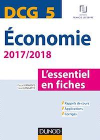 DCG 5 - Economie 2017/2018