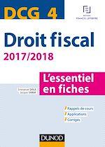 Télécharger cet ebook : DCG 4 - Droit fiscal - 2017/2018- 9e éd.
