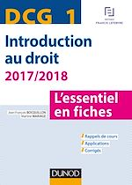 Télécharger cet ebook : DCG 1 - Introduction au droit - 2017/2018 - 8e éd.