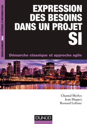 Téléchargez le livre :  Expression des besoins dans un projet SI
