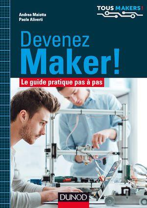 Téléchargez le livre :  Devenez Maker!