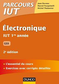 Télécharger le livre : Electronique - 2e éd